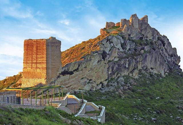 c1978bd66bf61 Castillo de la Torre Grossa-Castle of the Great Tower -Jijona Turismo