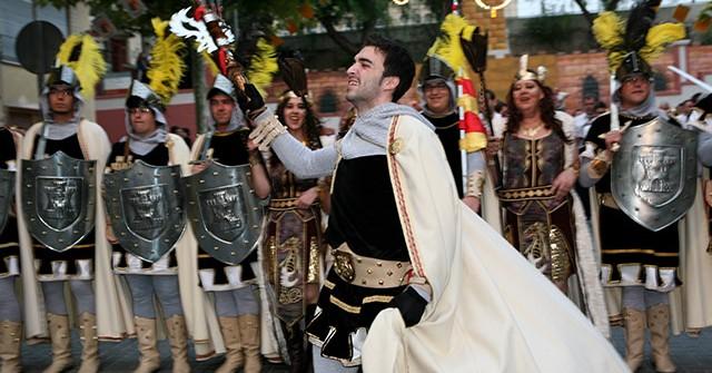 Programa de actos de Fiestas de Moros y Cristianos de los heladeros 2015