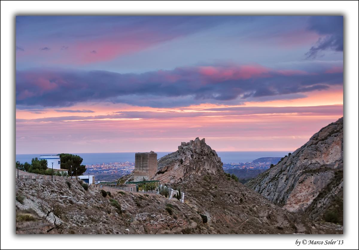 Castillo de Jijona