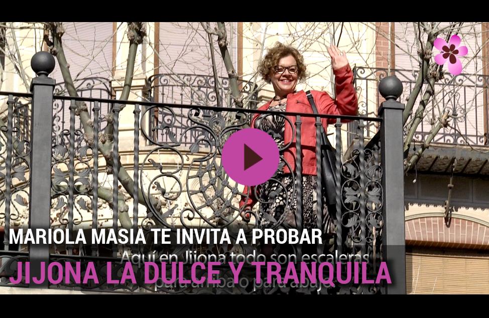 Embajadora de Jijona en Castelldefels