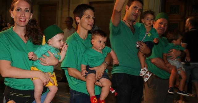 El futuro de las fiestas de Moros y Cristianos está asegurado con los pequeños festeros jijonencos