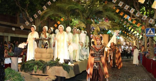 La Entrada de Moros y Cristianos de Xixona se retrasmitirá en directo a través de Internet
