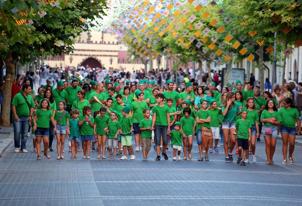 Desfile niños Xixona