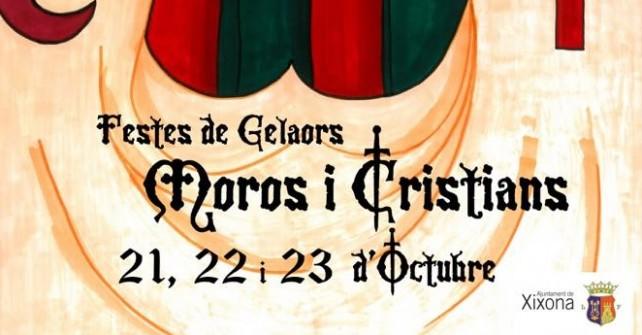 En octubre, los heladeros jijonencos vuelven a casa para celebrar sus fiestas de Moros y Cristianos