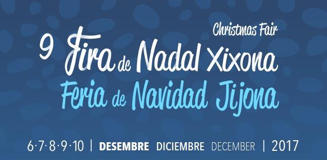 Programa de actividades de la Feria de Navidad de Jijona