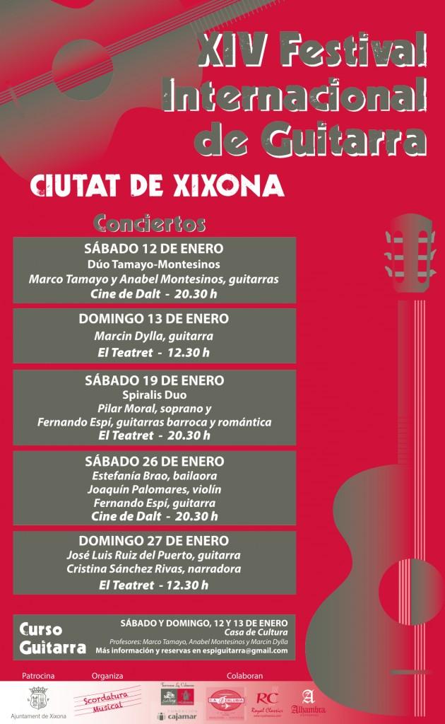 2019_01_10 Festival Internacional de Guitarra 2