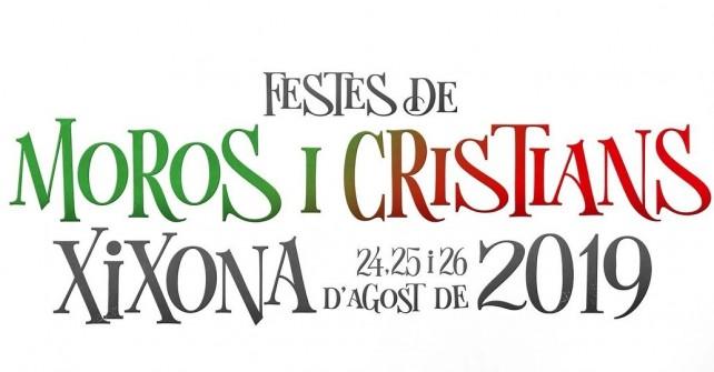Programa de las fiestas de moros y cristianos de Xixona 2019