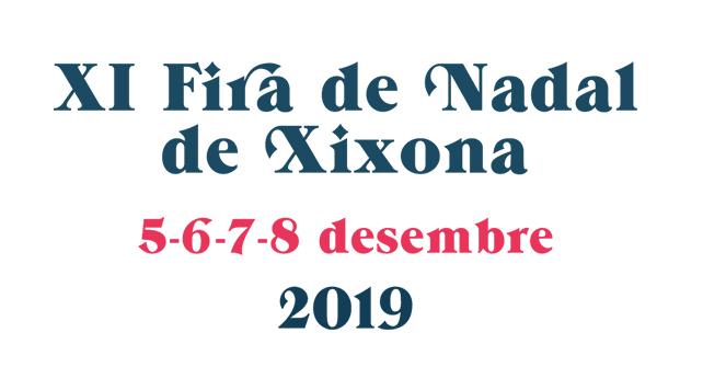 Programa de actividades de la 11ª Feria de Navidad de Jijona
