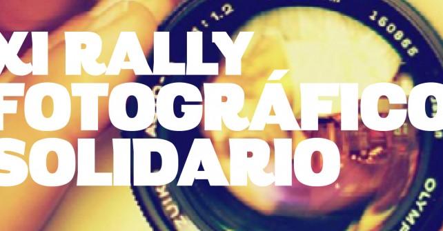 El 24 y 25 de octubre, Rally Fotográfico Solidario